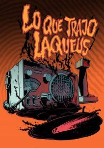 Book Cover: Lo que trajo Laqueus