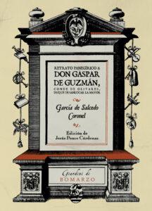 Book Cover: Retrato Panegírico de don Gaspar de Guzmán